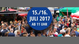 25. Lesbisch-schwules Stadtfest Berlin 2017 (offiziell) in Berlin le Sat, July 15, 2017 from 11:00 am to 09:00 pm (Cinema Gay, Lesbian, Trans, Bi)