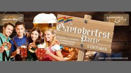 Gaytoberfest à Hanovre le jeu.  3 octobre 2019 de 17h00 à 23h00 (After-Work Gay, Lesbienne)