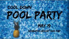 Cool Down Pool Party en Phnom Penh le dom 19 de mayo de 2019 15:00-19:00 (After-Work Gay, Lesbiana, Trans, Bi)
