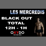 BLACK OUT TOTAL à Strasbourg le mer. 20 mars 2019 de 12h00 à 01h00 (Sexe Gay)