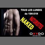 Soirée naturiste naked a Strasbourg le lun  8 aprile 2019 19:00-01:00 (Sesso Gay)