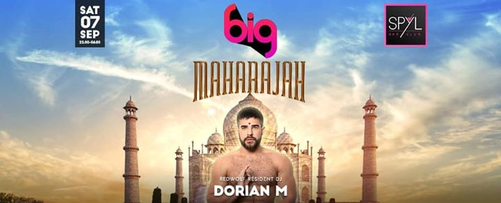 BIG Maharajah @SPYL CLUB STRASBOURG à Strasbourg le sam.  7 septembre 2019 à 23h00 (Clubbing Gay Friendly)