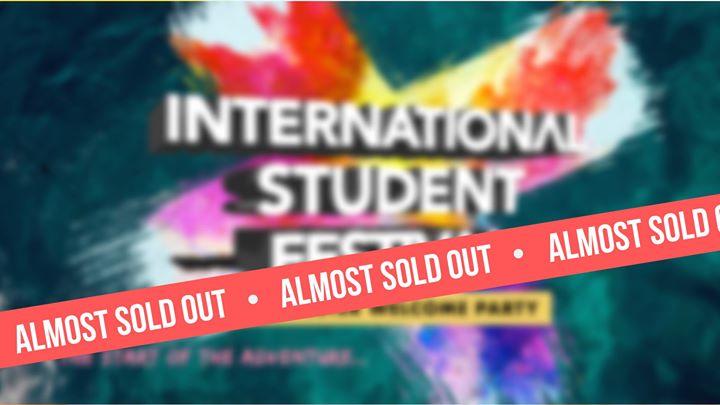 International Student Festival I Strasbourg à Strasbourg le ven. 24 janvier 2020 de 22h00 à 04h00 (Clubbing Gay Friendly)