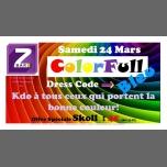 ColorFull à Strasbourg le sam. 24 mars 2018 de 21h00 à 04h00 (Clubbing Gay, Lesbienne)