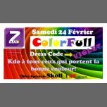 ColorFull Violet à Strasbourg le sam. 24 février 2018 de 20h00 à 04h00 (Clubbing Gay, Lesbienne)