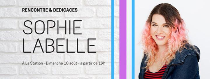 Strasbourg - Rencontre avec Sophie Labelle à Strasbourg le dim. 18 août 2019 de 19h00 à 22h00 (Rencontres / Débats Gay, Lesbienne)