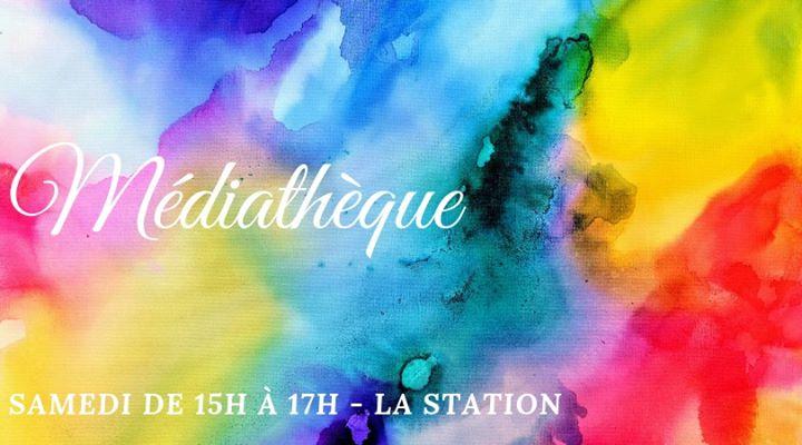 StrasbourgMédiathèque Lgbtqi+ et Féministe2019年 3月 3日,15:00(女同性恋 见面会/辩论)