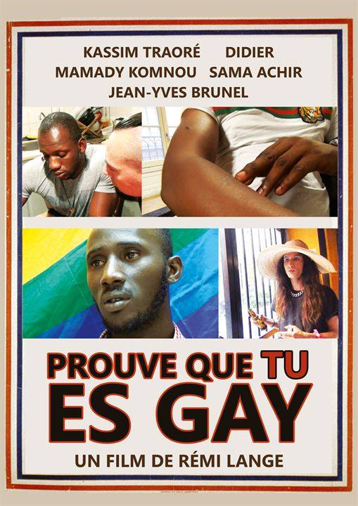 StrasbourgCiné-débat : Prouve que tu es gay2019年 7月13日,19:30(男同性恋, 女同性恋 电影)