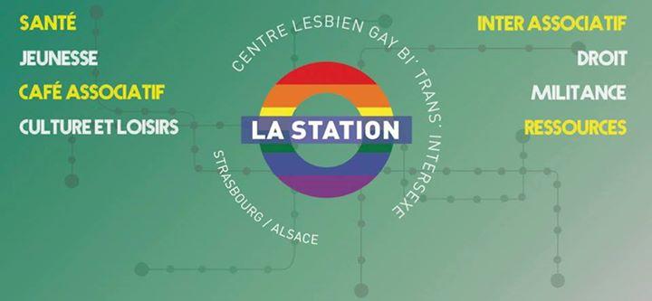 StrasbourgAtelier en préparation à la marche des visibilités2019年 1月25日,13:30(男同性恋, 女同性恋 见面会/辩论)
