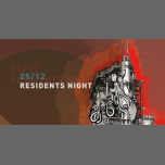 Residents night at KALT à Strasbourg le mar. 25 décembre 2018 de 23h00 à 08h00 (Clubbing Gay, Lesbienne)