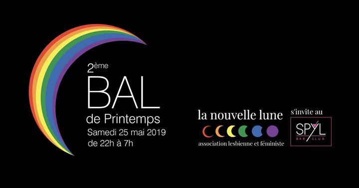 2ème Bal De Printemps in Strasbourg le Sa 25. Mai, 2019 22.00 bis 07.00 (Clubbing Gay, Lesbierin)