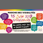 Marche des Visbilités LGBTI 2019 a Strasbourg le sab 15 giugno 2019 14:00-17:00 (Parate / Sfilate Gay, Lesbica)