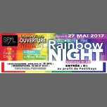 Rainbow Night à Strasbourg le sam. 27 mai 2017 de 22h00 à 07h00 (Clubbing Gay Friendly)