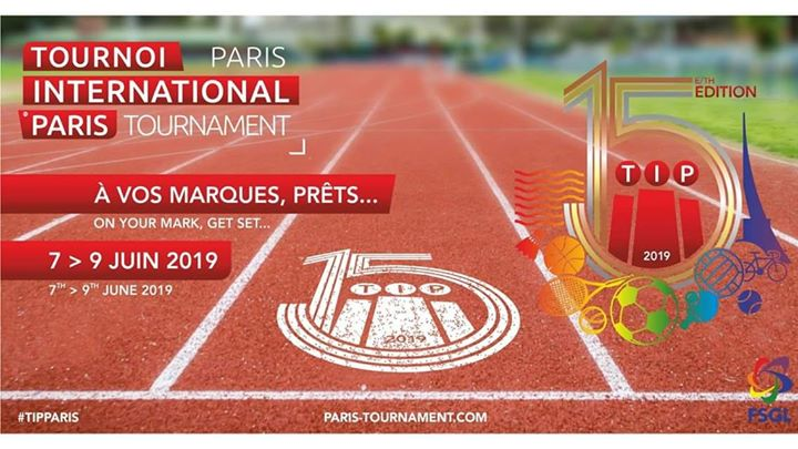 TIP 2019 - Football in Paris le Sat, June  8, 2019 from 08:00 am to 07:00 pm (Sport Gay, Lesbian)