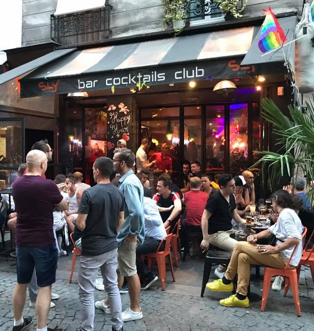 ApériTIP au Sly Bar à Paris le sam.  8 juin 2019 de 18h30 à 02h00 (After-Work Gay)