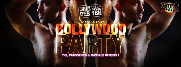 Soirée Bollywood Party in Paris le Wed, June  5, 2019 from 12:00 pm to 02:00 am (Sex Gay)