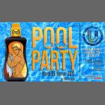 ◣ POOL PARTY ◥ Univers Jeunes (spéciale vacances d'hiver) à Paris le mar. 26 février 2019 de 19h00 à 02h00 (Sexe Gay)