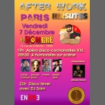 After Work Hirsutes à Paris à Paris le ven.  7 décembre 2018 de 19h00 à 23h45 (After-Work Gay, Lesbienne)