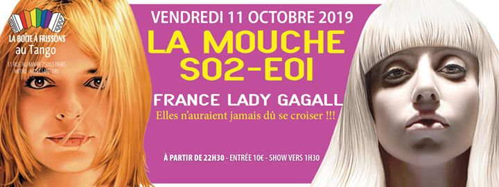 La Mouche S02-E01 in Paris le Fri, October 11, 2019 from 10:30 pm to 05:00 am (Clubbing Gay, Lesbian)
