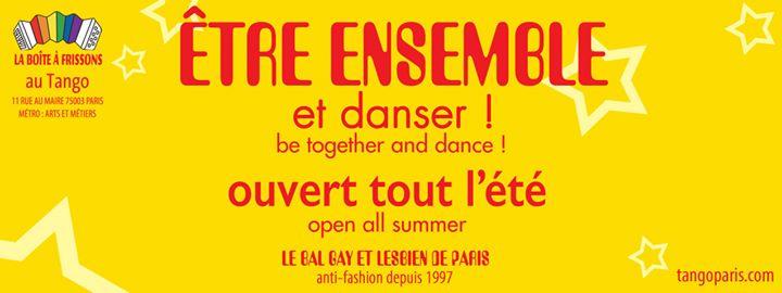 Le Bal LGBT du Tango a Parigi le ven 23 agosto 2019 22:30-05:00 (Clubbing Gay, Lesbica)