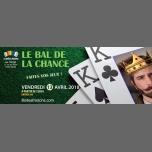 Le Bal de la Chance à Paris le ven. 13 avril 2018 de 22h30 à 05h00 (Clubbing Gay, Lesbienne)