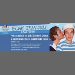Iconic Jean-Paul in Paris le Fri, December 14, 2018 from 10:30 pm to 05:00 am (Clubbing Gay, Lesbian)