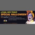 Le Bal des Travs - Spécial Halloween à Paris le mar. 31 octobre 2017 de 18h00 à 21h00 (Clubbing Gay, Lesbienne)