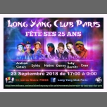 Long Yang Club Paris fête ses 25 ans in Paris le Sun, September 23, 2018 from 05:00 pm to 12:00 am (Tea Dance Gay, Lesbian)