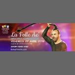 La Folle Ac' Spéciale Eurovision ! à Paris le ven. 27 avril 2018 de 22h30 à 05h00 (Clubbing Gay, Lesbienne)