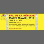 Bal de la Révolte ! en Paris le mar 30 de abril de 2019 22:30-05:00 (Clubbing Gay, Lesbiana)