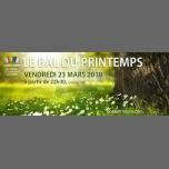 Le bal du Printemps à Paris le ven. 23 mars 2018 de 22h30 à 05h00 (Clubbing Gay, Lesbienne)