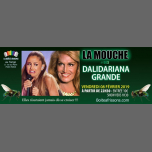 La Mouche 3 : DalidAriana Grande in Paris le Fri, February  8, 2019 from 10:30 pm to 05:00 am (Clubbing Gay)