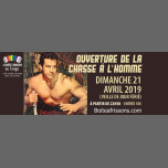 Ouverture de la chasse à l'Homme ! in Paris le So 21. April, 2019 22.30 bis 05.00 (Clubbing Gay, Lesbierin)