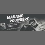Madame Poussière au Tango à Paris le ven. 17 novembre 2017 de 22h30 à 05h00 (Clubbing Gay, Lesbienne)