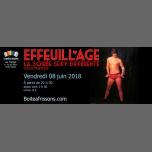 Effeuillage d'été à Paris le ven.  8 juin 2018 de 22h30 à 05h00 (Clubbing Gay, Lesbienne)