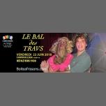 Le Bal des Travs, Collection été 2018 à Paris le ven. 22 juin 2018 de 22h30 à 05h00 (Clubbing Gay, Lesbienne)