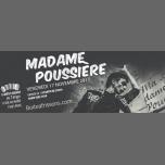 Madame Poussière à Paris le ven. 17 novembre 2017 de 22h30 à 05h00 (Clubbing Gay, Lesbienne)