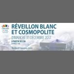 Réveillon Blanc et Cosmopolite à Paris le dim. 31 décembre 2017 de 23h00 à 06h00 (Clubbing Gay, Lesbienne)