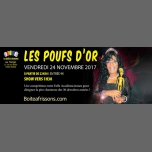 Les Poufs d'Or 2017 à Paris le ven. 24 novembre 2017 de 22h30 à 05h00 (Clubbing Gay, Lesbienne)