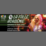 La Folle Académie, Miss Créteil fête le printemps ! in Paris le Fr  5. April, 2019 22.30 bis 05.00 (Clubbing Gay, Lesbierin)