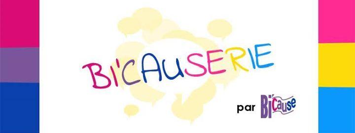 Bi'Causerie - Mouvements LGBTQ, presse et stéréotypes à Paris le lun. 13 mai 2019 de 20h00 à 22h30 (Rencontres / Débats Gay, Lesbienne, Trans, Bi)