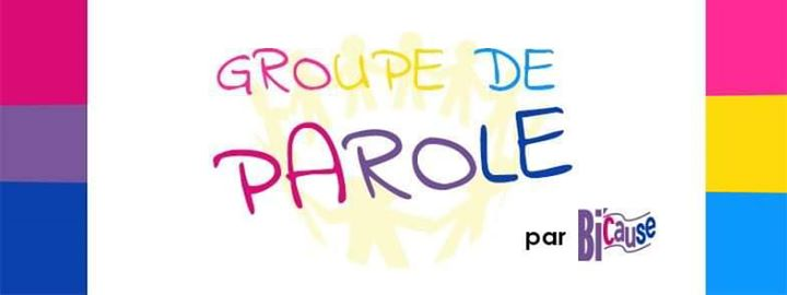 Groupe de parole Bi'Cause a Parigi le dom 19 gennaio 2020 17:00-19:00 (Incontri / Dibatti Gay, Lesbica, Trans, Bi)