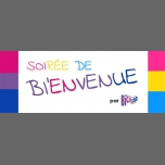Soirée Bi'envenue in Paris le Thu, October 25, 2018 from 08:00 pm to 11:30 pm (Meetings / Discussions Gay, Lesbian, Trans, Bi)