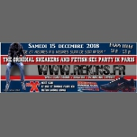Sneakers and sportswear party rekins paris club à Paris le sam. 15 décembre 2018 de 21h00 à 23h00 (Sexe Gay)
