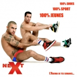 100% Shoes in Paris le Thu, December  6, 2012 at 07:00 pm (Sex Gay)