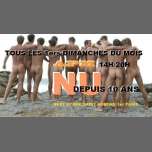 APM mensuel NU in Paris le Sun, June  1, 2014 from 02:00 pm to 08:00 pm (Sex Gay)