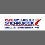 Sneakweek 7 Meeting European Sportswear in Paris from 15 til November 18, 2018 (Sex Gay)