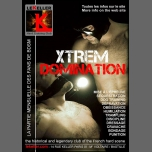 Xtrem Domination in Paris le Fri, November  9, 2018 from 10:00 pm to 05:00 am (Sex Gay)