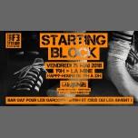 Starting Block à Paris le ven. 25 mai 2018 de 19h00 à 22h00 (After-Work Gay, Bear)