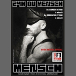 24h du Mensch à Paris le dim. 27 mai 2018 de 00h00 à 00h00 (Sexe Gay, Bear)
